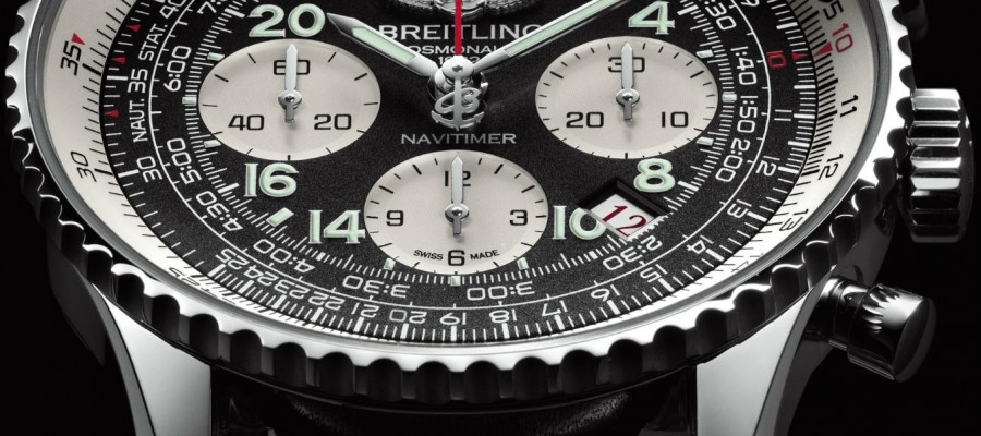 Benefits of Buying Breitling Navitimer Cosmonaute Black Dial Fake Watches