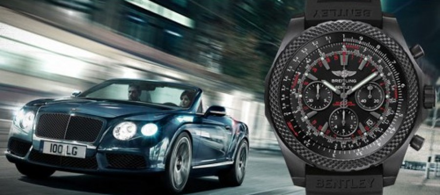 Breitling Bentley Motors Chronograph Replica Watches For The True Passionate