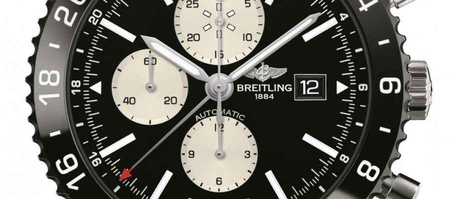 New Breitling chrono liner flight captain chronograph replicas watches for you