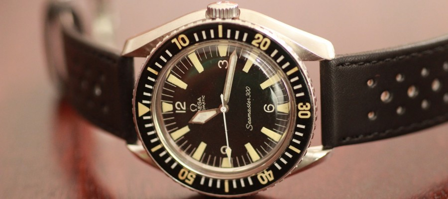 Replica Omega Seamaster 300 Vintage Watch Online Sale
