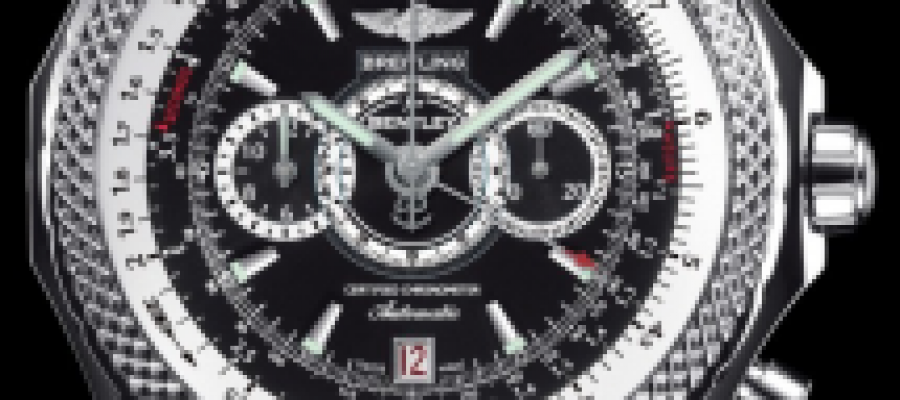 Cool Breitling Bentley Supersports Black Dial Steel Replica Watches
