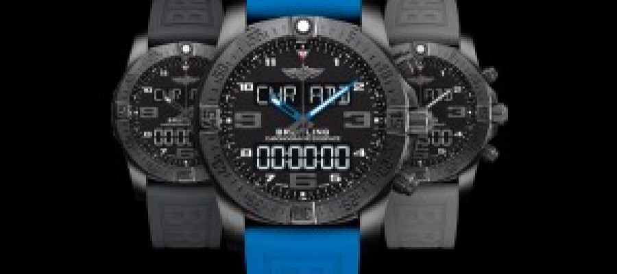 Replica Breitling V.P. Jean-Paul Girardin Explains the Exospace B55