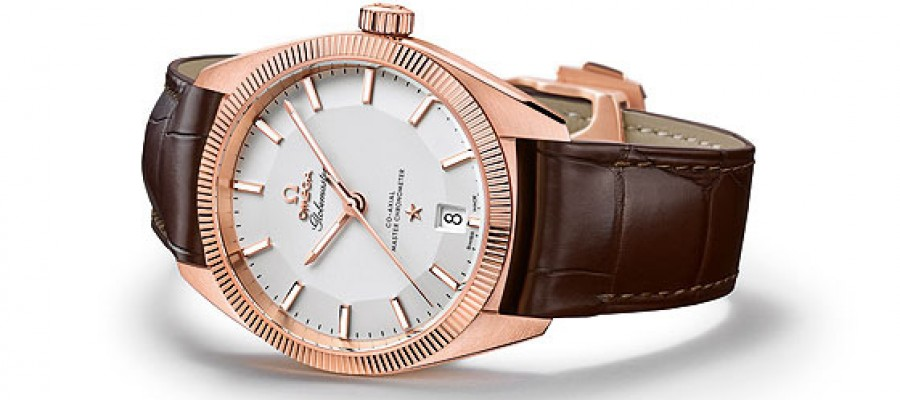 Omega Globemaster Replica, the First Watch with Master Chronograph Movement