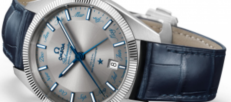 2016 New Replica Omega Globemaster Annual Calendar Watches Online