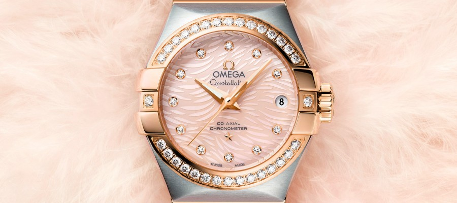 The Popular Replica Omega Constellation Watches Collection For Ladies