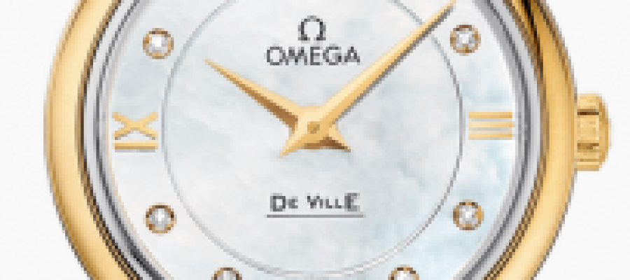 Women's Omega De Ville Prestige and Omega Constellation Replica Watches