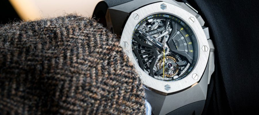 Best Audemars Piguet Royal Oak Concept Supersonnerie Replica Watch