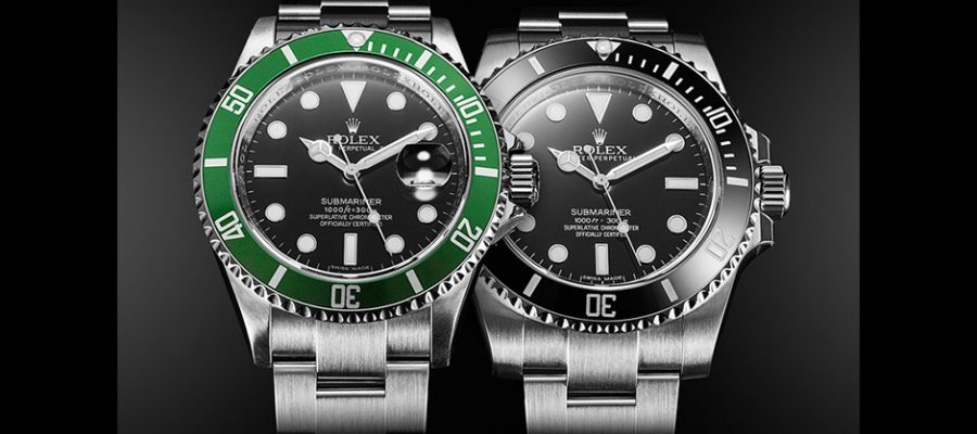 The Rolex GMT Replica Vs the Rolex Submariner Replica Watch