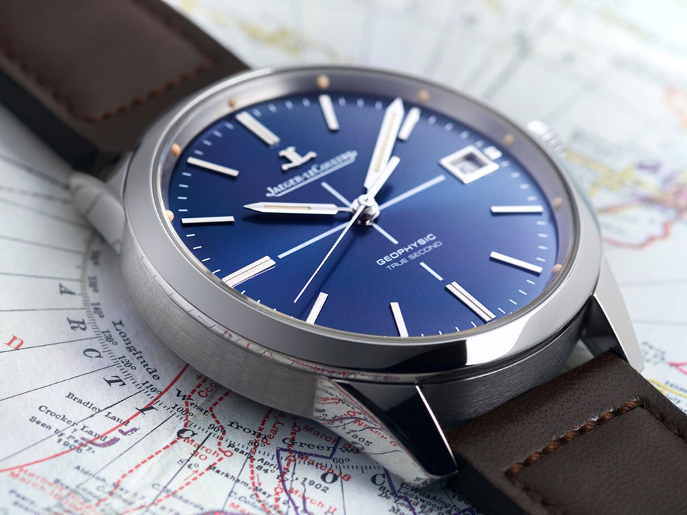 Jaeger-LeCoultre Geophysic True Second Limited Edition Watch Watch Releases