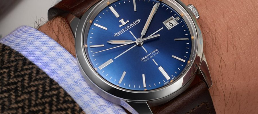 Top Quality Jaeger-LeCoultre Geophysic True Second Limited Edition Watch Replica Watches Buy Online