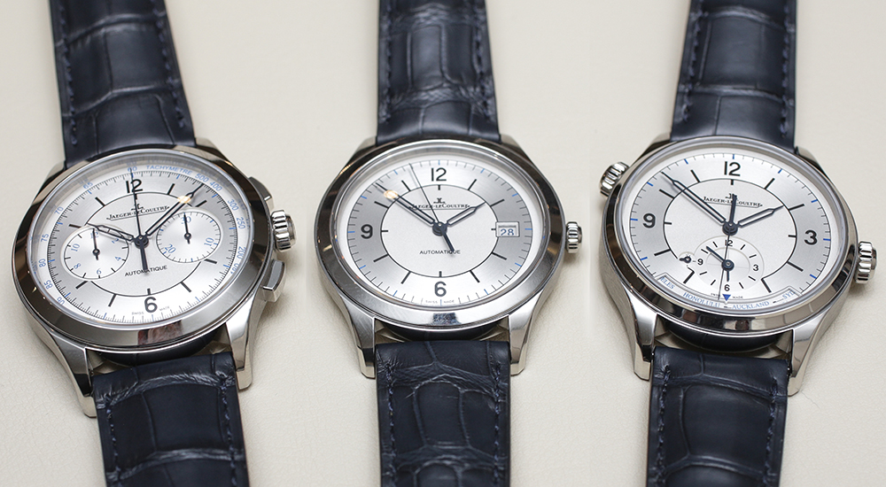 Hands-On With The Master Compressor Makes Me Miss The Macho Side Of Jaeger-LeCoultre Hands-On