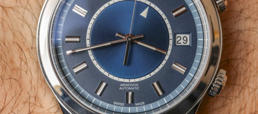 Good Quality Review: Memovox Alarm Watch Returns With The Jaeger-LeCoultre Master Memovox Boutique Edition Replica Watches Online Safe