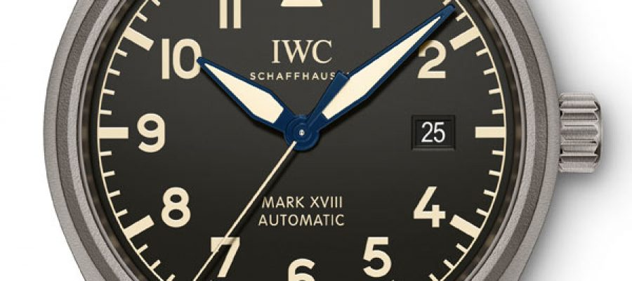 Swiss 7750 Valjoux IWC Schaffhausen – Pilot's Watch Mark XVIII Heritage Replica Trusted Dealers