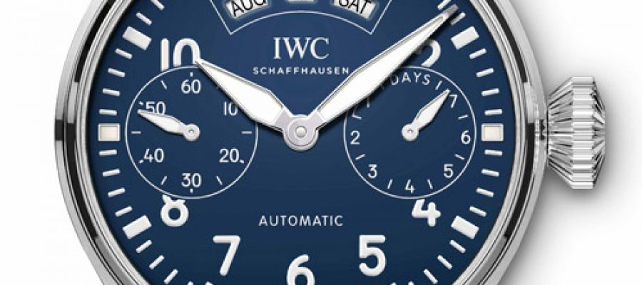 Best Quality IWC Schaffhausen – Pilot's Watches, Jubilee collection Replica Buying Guide
