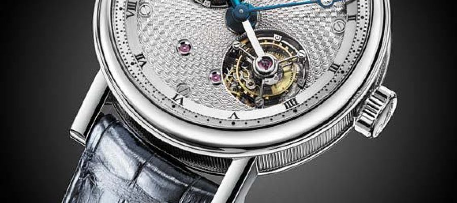 Breguet Classique Complications Double Tourbillon Watch