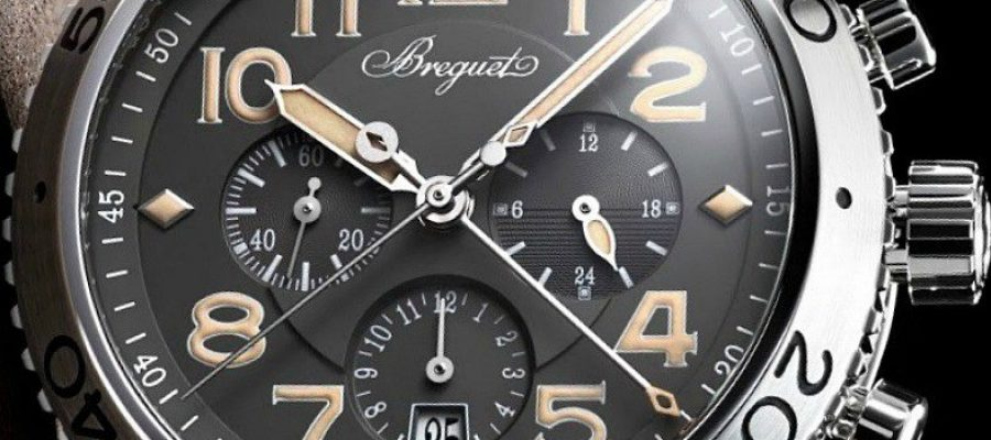 Breguet Type XXI 3813 In Platinum For Only Watch 2015