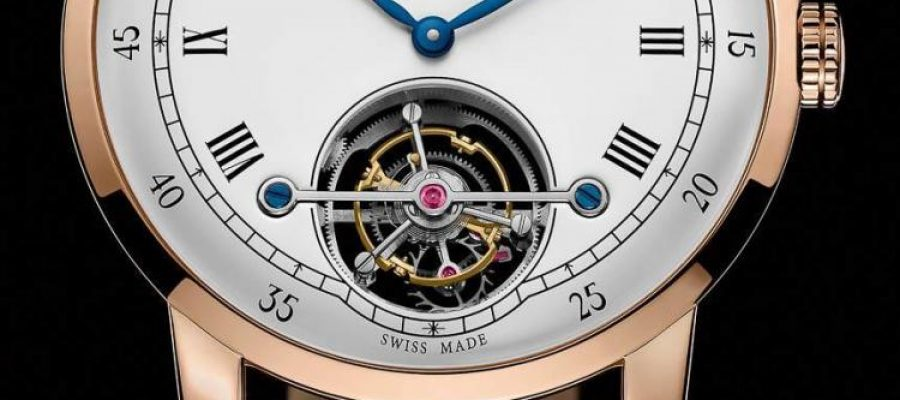Swiss Movement Replica Watches Geo.Graham Tourbillon Watch Is Nice And Simple