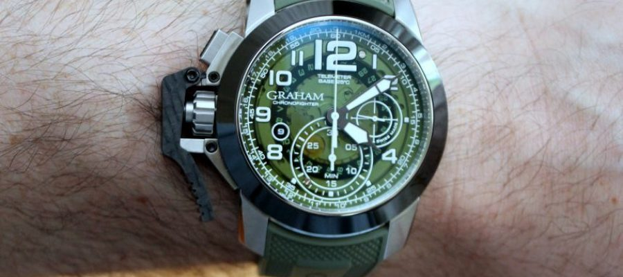 Replica Watches Free Shipping Graham Chronofighter Oversize Target Watch Review