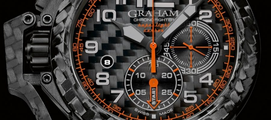 Replica Guide Trusted Dealers Graham Chronofighter Superlight Carbon Watch