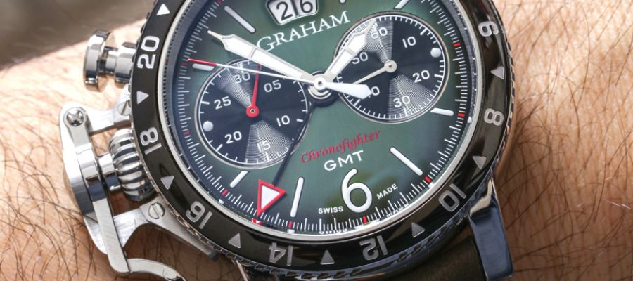 Replica Buyers Guide Graham Chronofighter Vintage GMT Watch Review