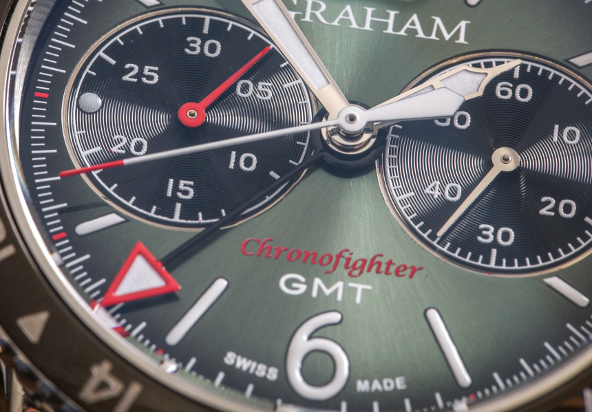 Graham Chronofighter Vintage GMT Watch Review Wrist Time Reviews