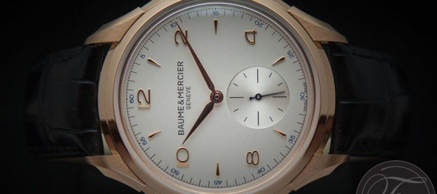 Replica Wholesale Suppliers Baume & Mercier Clifton 1830 – Live Pictures