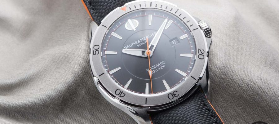 Replica Watches Buy Online In Detail – Baume & Mercier Clifton Club