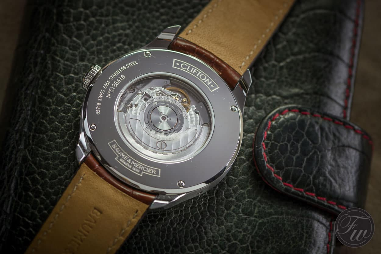 Baume & Mercier Clifton Complete Calendar Review